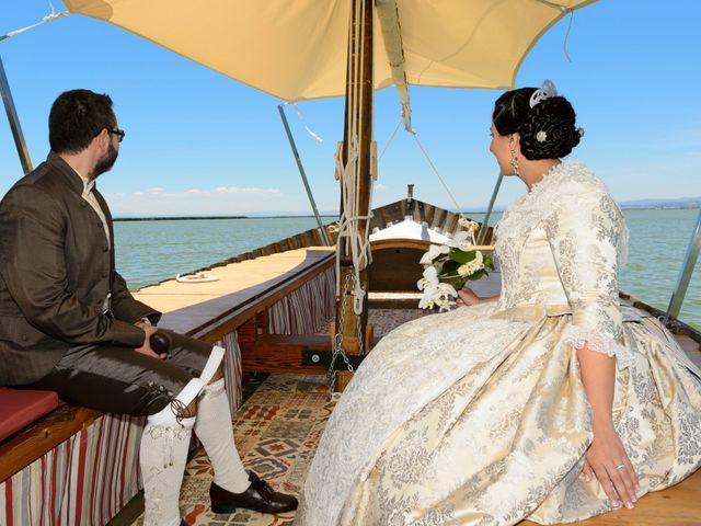 La boda de Bati  y Ampi en Alfafar, Valencia 2