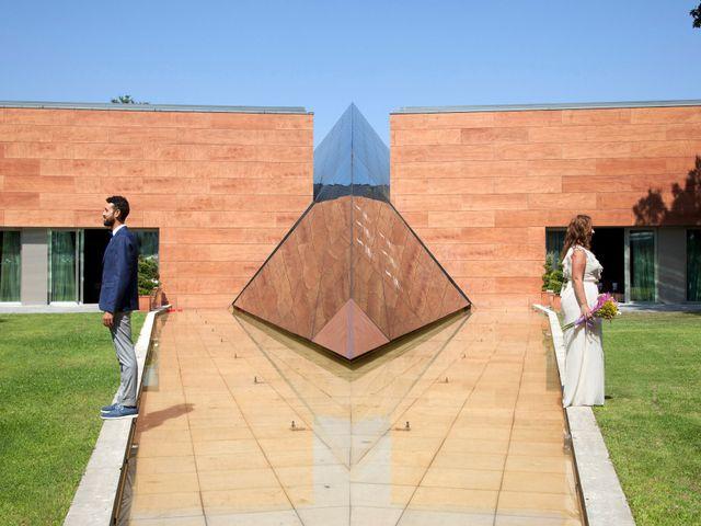 La boda de Álvaro y Paula en La Manjoya, Asturias 19