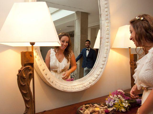 La boda de Álvaro y Paula en La Manjoya, Asturias 27