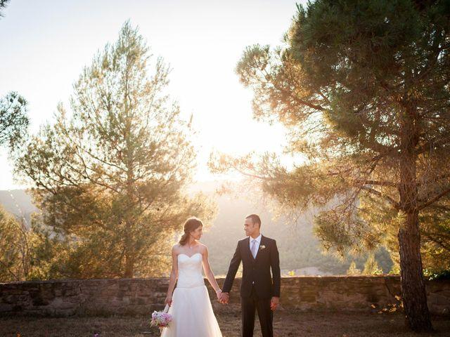 La boda de Clara y Xavier