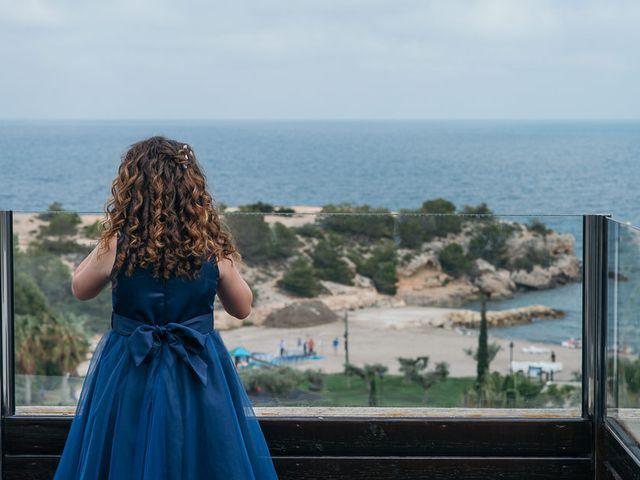La boda de Roberto y Carol en L' Ametlla De Mar, Tarragona 18