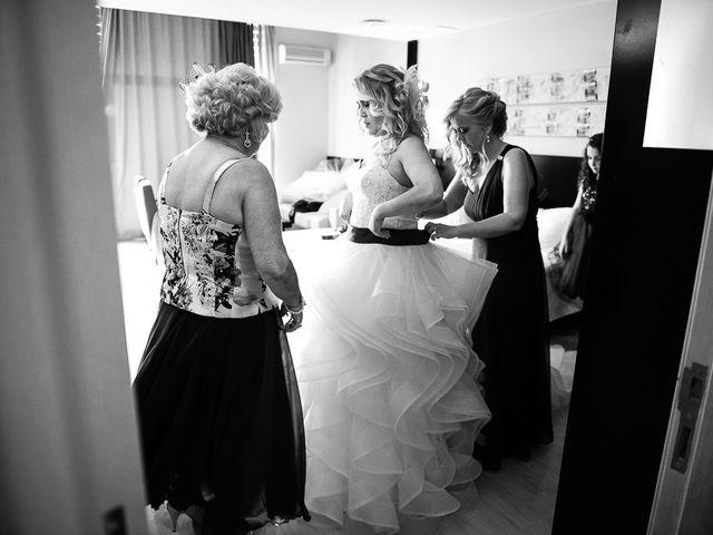 La boda de Roberto y Carol en L' Ametlla De Mar, Tarragona 21