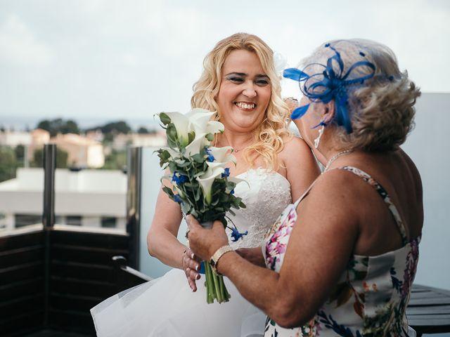 La boda de Roberto y Carol en L' Ametlla De Mar, Tarragona 30