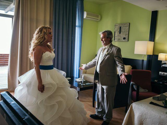 La boda de Roberto y Carol en L' Ametlla De Mar, Tarragona 34