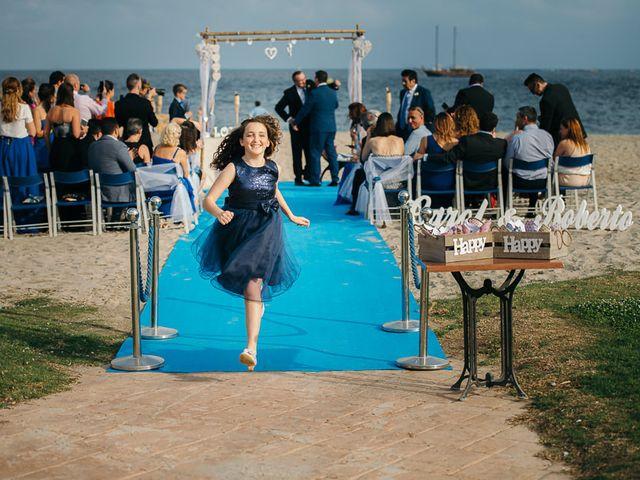 La boda de Roberto y Carol en L' Ametlla De Mar, Tarragona 44