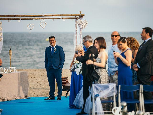 La boda de Roberto y Carol en L' Ametlla De Mar, Tarragona 48