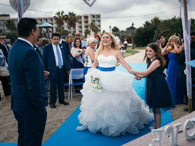 La boda de Roberto y Carol en L' Ametlla De Mar, Tarragona 51