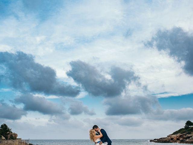 La boda de Roberto y Carol en L' Ametlla De Mar, Tarragona 71