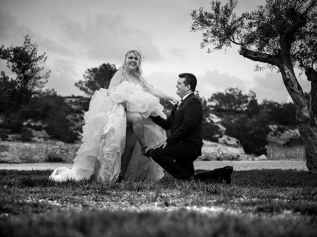 La boda de Roberto y Carol en L' Ametlla De Mar, Tarragona 73