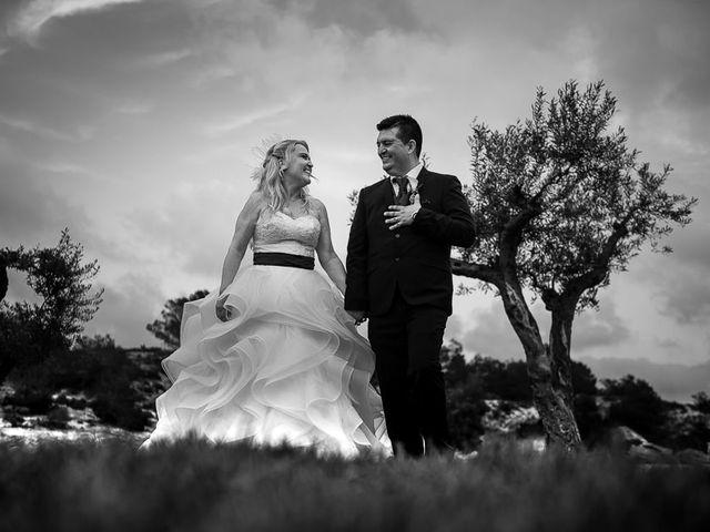 La boda de Roberto y Carol en L' Ametlla De Mar, Tarragona 74