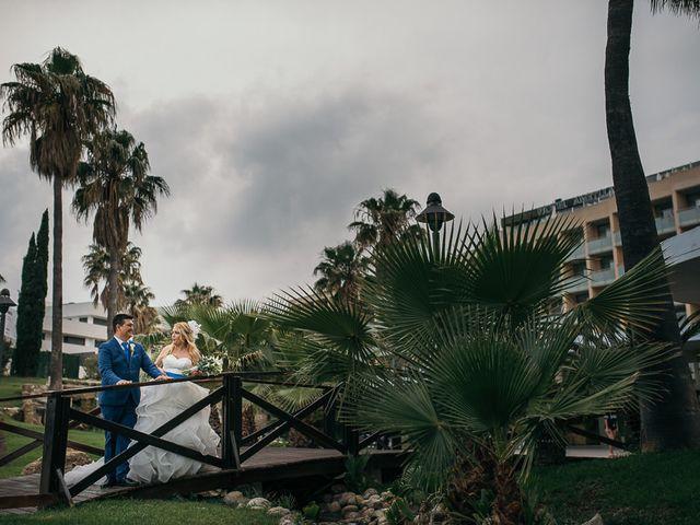 La boda de Roberto y Carol en L' Ametlla De Mar, Tarragona 75