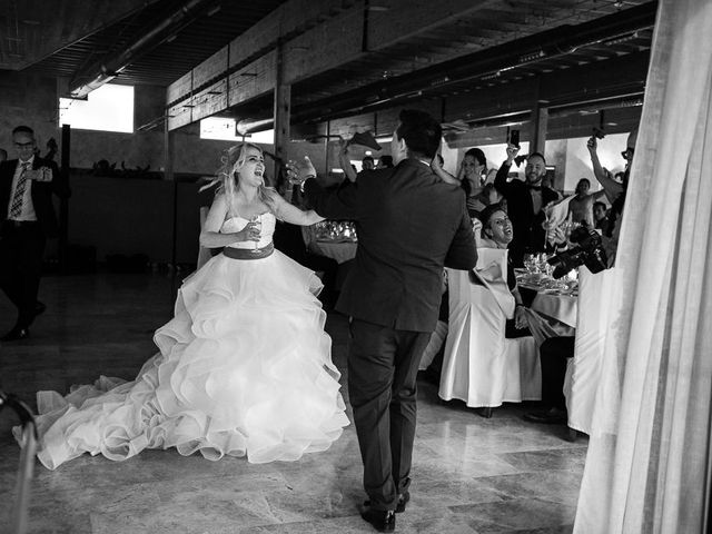 La boda de Roberto y Carol en L' Ametlla De Mar, Tarragona 79