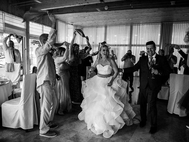 La boda de Roberto y Carol en L' Ametlla De Mar, Tarragona 80