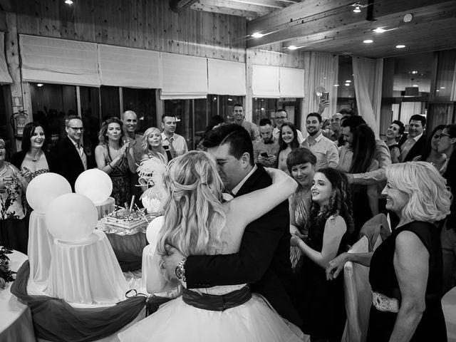 La boda de Roberto y Carol en L' Ametlla De Mar, Tarragona 85