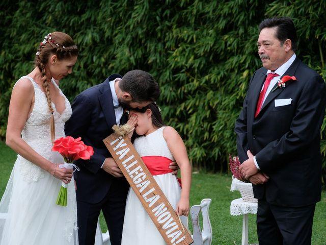 La boda de Sergio y Esther en Sant Fost De Campsentelles, Barcelona 12