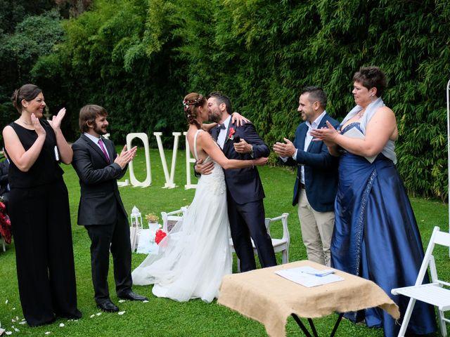 La boda de Sergio y Esther en Sant Fost De Campsentelles, Barcelona 13
