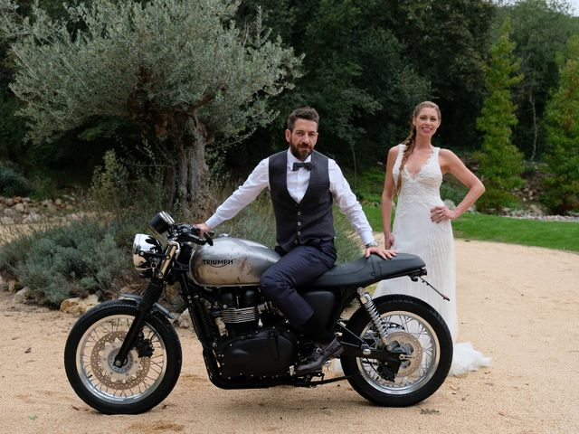 La boda de Sergio y Esther en Sant Fost De Campsentelles, Barcelona 1
