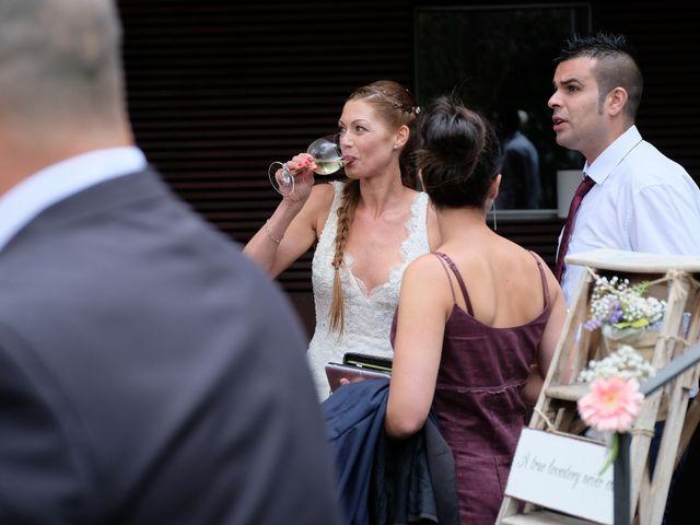 La boda de Sergio y Esther en Sant Fost De Campsentelles, Barcelona 17
