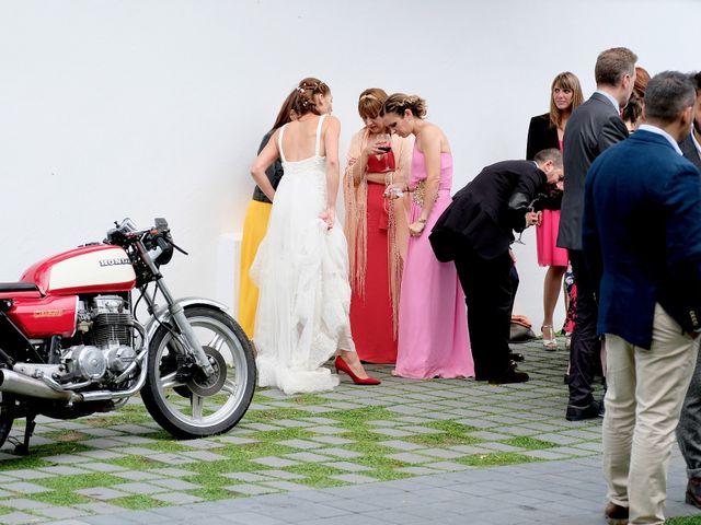 La boda de Sergio y Esther en Sant Fost De Campsentelles, Barcelona 24