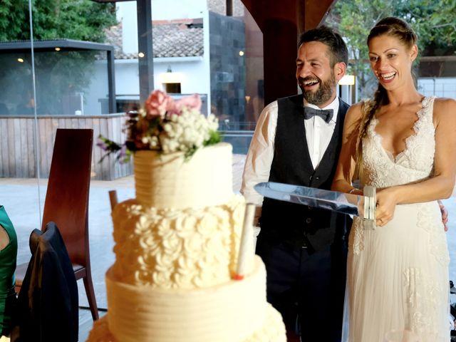 La boda de Sergio y Esther en Sant Fost De Campsentelles, Barcelona 26