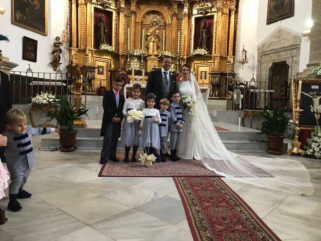 La boda de Raul y Pilar en Cazalla De La Sierra, Sevilla 1