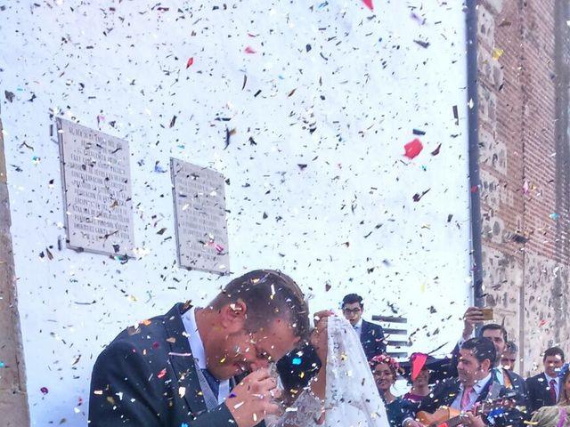 La boda de Raul y Pilar en Cazalla De La Sierra, Sevilla 4