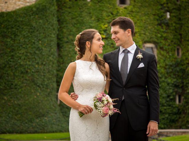 La boda de Cristina y Josep