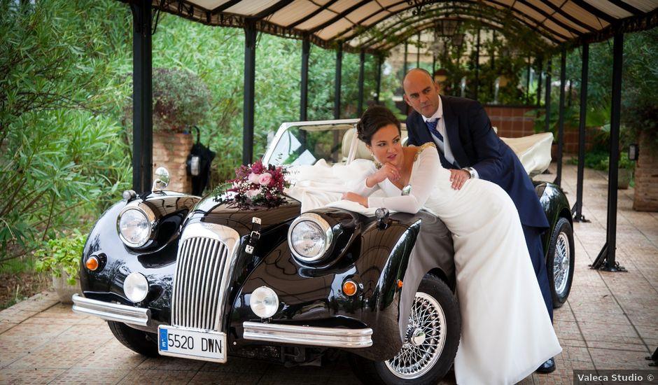 La boda de Javier y Cinta en Valverde Del Camino, Huelva
