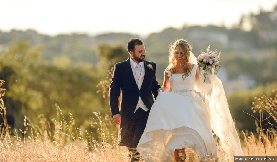 La boda de Ignacio y Celia en Torrelodones, Madrid
