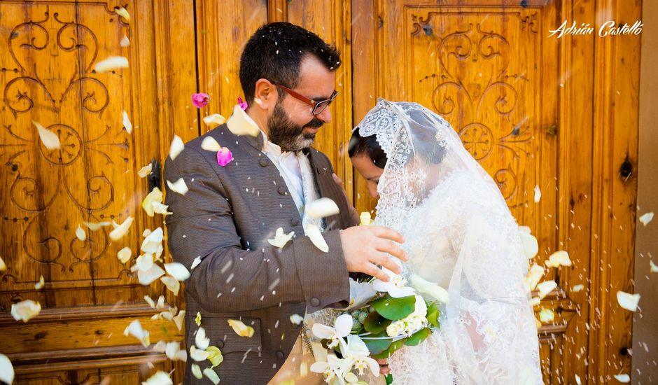 La boda de Bati  y Ampi en Alfafar, Valencia