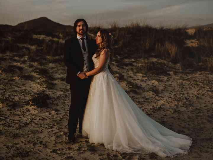 La boda de Tania y Xabi