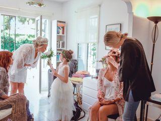 La boda de Beth y Kye 1