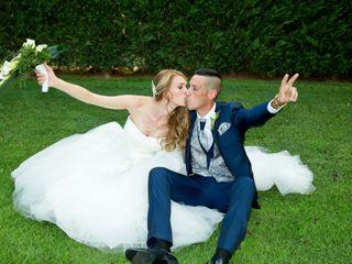 La boda de Alba  y Eduardo  1