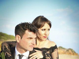 La boda de Ana María y Stephane 3
