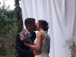 La boda de Alvar y Mireia 1
