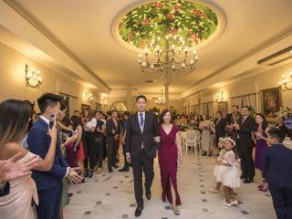La boda de Rongrong y Yii 2