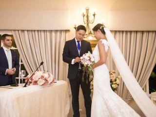 La boda de Rongrong y Yii
