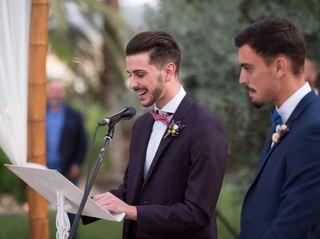 La boda de Merche y Jorge 3