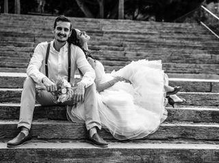La boda de Mabel y Emilio