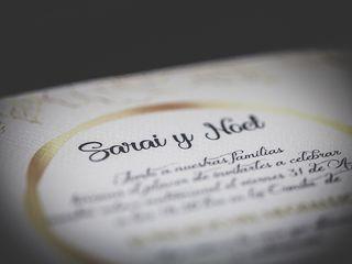 La boda de Sarai y Noel 1