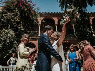 La boda de Marta y Sebas