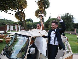 La boda de Anna y Jonathan