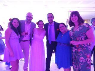 La boda de Beatriz  y Mahesh  2