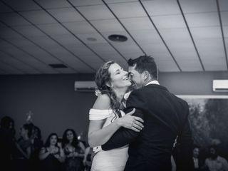 La boda de Lida y Javier