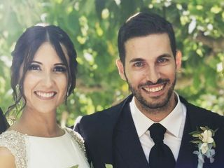 La boda de Patri y Josep 1