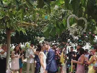 La boda de Patri y Josep 2