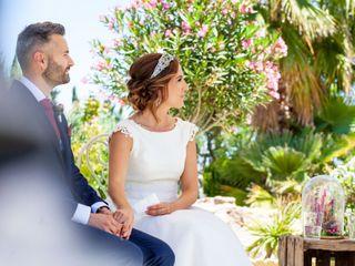 La boda de Paula y David