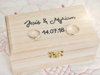 La boda de Myriam y Jesús 1