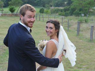 La boda de Núria y Nick