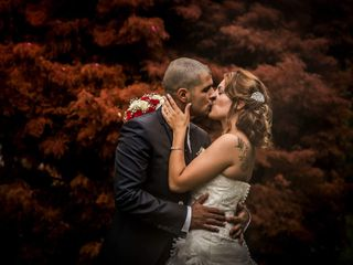 La boda de Laura  y Enric  2